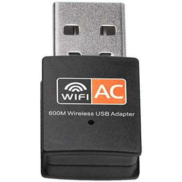Adaptador Receptor Wireless Usb Wi-fi 5ghz Dual Band