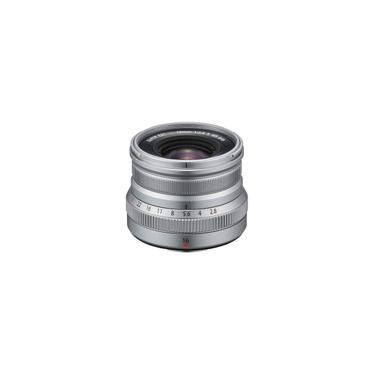 Imagem de Lente Objetiva Fujinon XF16mm F2.8 R wr Fujifilm Prata
