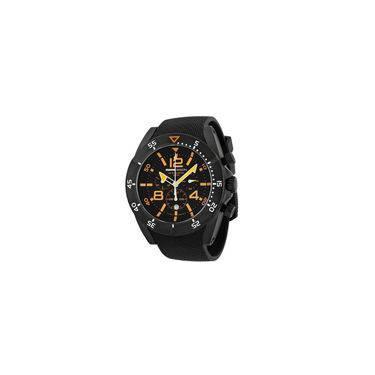 18b8f87c946 Relógio Momo Design - Dive Master Crono - Md278bk-31