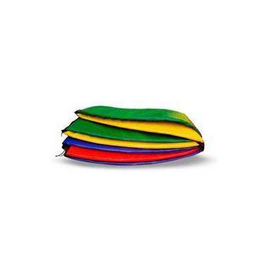Imagem de Proteção de Molas Colorida Alcamar para Cama Elástica de 3,70 m