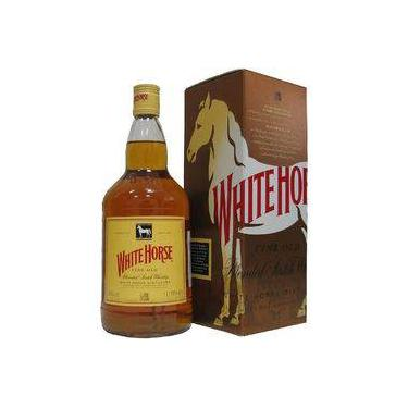 Whisky White Horse 08 Anos 1lt Escoces
