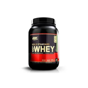 Gold Standard 100% Whey Protein 909g - Optimum Nutrition