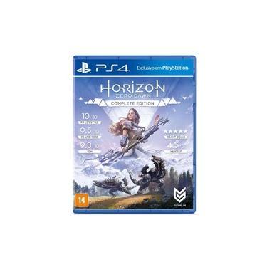 Jogo PS4 - Horizon Zero Dawn - Edição Completa - Sony