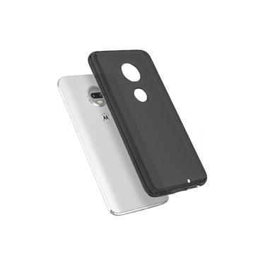 Capa Slim Premium Tpu Motorola Moto G7 Play (Fumê)