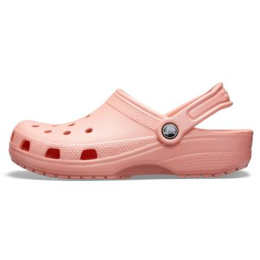 Sandália Crocs Classic Coral  feminino