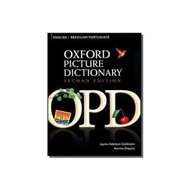 Oxford Picture Dictionary: English / Brazilian Portuguese - Jaime Adelson-goldstein - 9780194740111