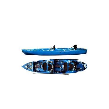 Caiaque New Foca STD Caiaker Azul