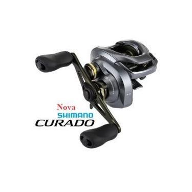Carretilha Shimano New Curado 200k xg 8.5:1 Direita + Presente