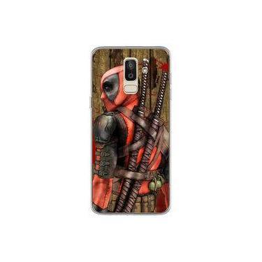 Capa para Galaxy J8 - Deadpool 2