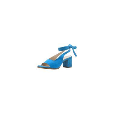 Moda feminina casual roma raia tornozelo sandálias peep toe sapatos de salto quadrado