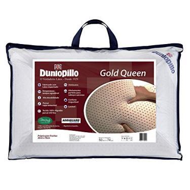 Imagem de Travesseiro Látex Gold Queen - Dunlopillo