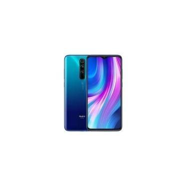 """Smartphone Xiaomi Redmi Note 8 LTE Dual Sim 6.3"""" 64GB/4GB Neptune Blue"""