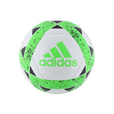 4ec55258a3 Bola de Futebol de Campo adidas Starlancer V - Branco Verde Cla adidas