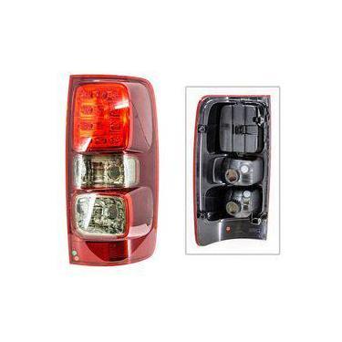 Lanterna Traseira Led Chevrolet S10 após 2012 Ré Fume Direito