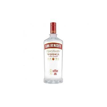 Vodka Smirnoff Red 1,75 Litros