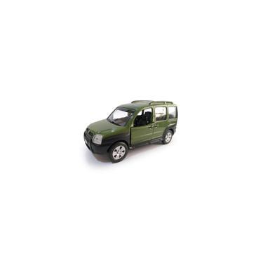 Imagem de Miniatura Fiat Doblo 2008 Colecao Classicos Brasileiros 1 32