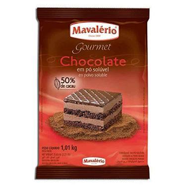 Chocolate em Pó 50% Cacau 1kg - Mavalerio