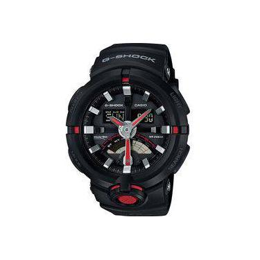 f3d567d0ee4 Relógio Casio Masculino G-Shock GA-500-1A4DR