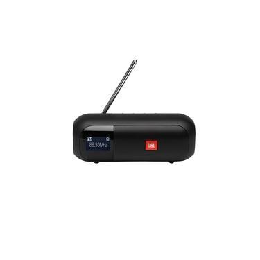 Imagem de Caixa de Som Bluetooth JBL Tuner 2 FM com Rádio Preto