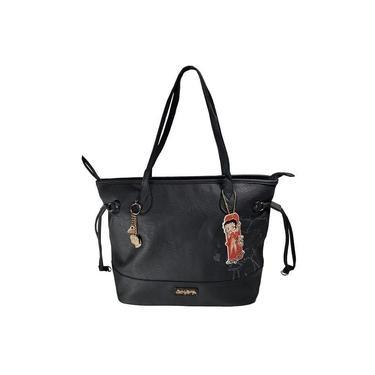 Bolsa Grande Tote Bag Betty Boop Bp2804