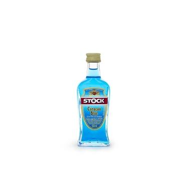 Licor Stock Curacau Blue 50ml