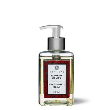 Sabonete Líquido Pomegranate 300 Ml - Vyvedas