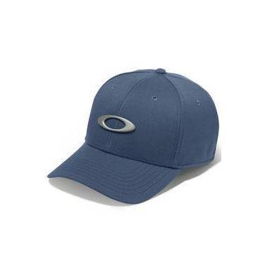 Boné Oakley Tincan Cap Azul Marinho ea128f392dc