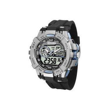 6fa4228744e Relógio de Pulso Masculino X-Games Analógico Digital Shoptime ...