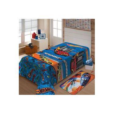 89f6075eb0 Cobertor Manta Solteiro Infantil Hot Whells Soft Jolitex