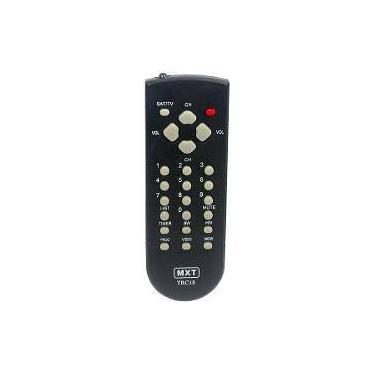 Controle Remoto 0864 Para Receptor Tecsat T3000 - Mxt
