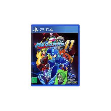 Jogo Mega Man 11 - Playstation 4