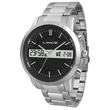 7771162ef6 Relógio de Pulso Lince: Encontre Promoções e o Menor Preço No Zoom