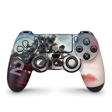 Skin Adesivo para PS4 Controle - Destiny 2