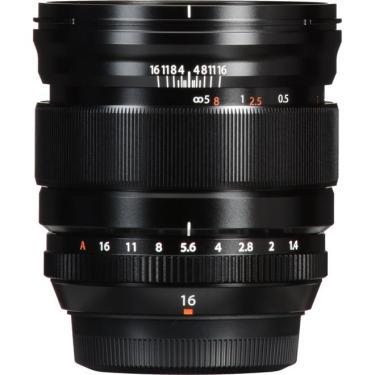 Imagem de Lente Fujifilm XF 16mm f/1.4 R WR