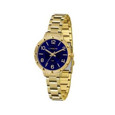 544e699d489 Relógio Lince Feminino Ref  Lrg4503l D2kx Casual Dourado