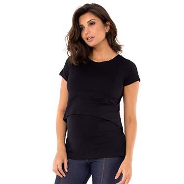 b3dfcf47f Camisa, Camiseta e Blusa Blusa Feminino: Encontre Promoções e o ...