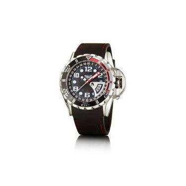 e59b408c614 Relógio Masculino Everlast Pulseira Silicone Analógico E233