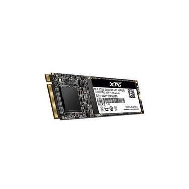 SSD Adata XPG SX6000 Lite, 128GB, M.2 NVMe, Leitura 1800MB/s, Gravação 600MB/s - ASX6000LNP-128GT-C