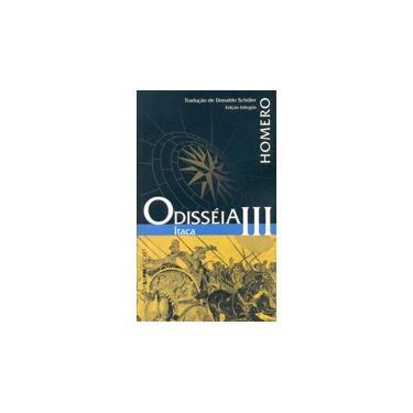 Odisséia Ítaca III - Ed. Bilíngüe Português / Grego - Col. L&pm Pocket - Homero - 9788525416698