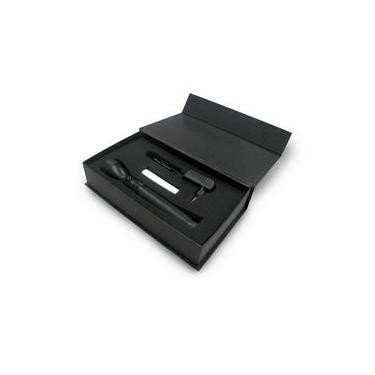 Lanterna Manual Black 5000 - Recarregavel - Bivolt - Incasa