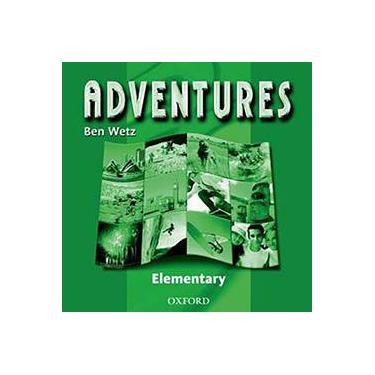 Adventures Elementary Classe CD (2) - Wetz; - 9780194703291