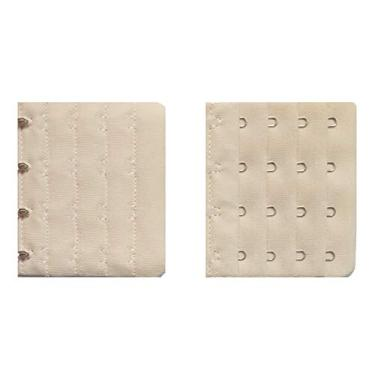 Grampear,Baugger Mulheres Extensor de Sutiã 4 Gancho 4 Linhas de Sutiã Ajustável Extensão Strap Adapter Converter Underwear