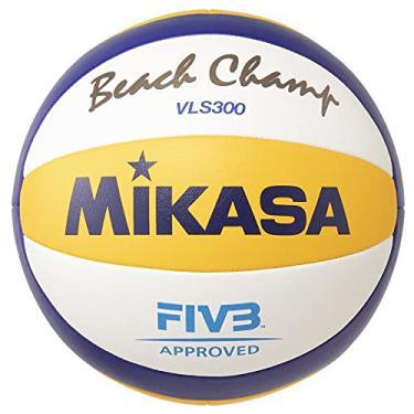 Imagem de Bola de Vôlei de Praia VLS300 Mikasa