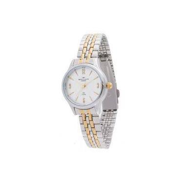 9fa0975568b Relógio Feminino Backer 10225134F à prova d`água 50 m