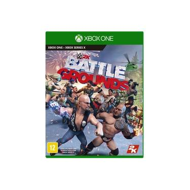 Game Wwe 2k Battegrounds - Xbox One