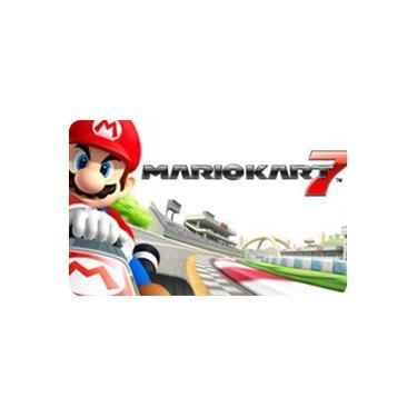 Gift Card Digital Mario Kart 7 para Nintendo 3DS
