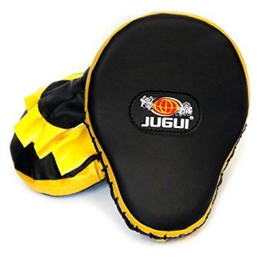 Imagem de Aparador de soco - Manopla de foco concava Jugui (Amarelo)