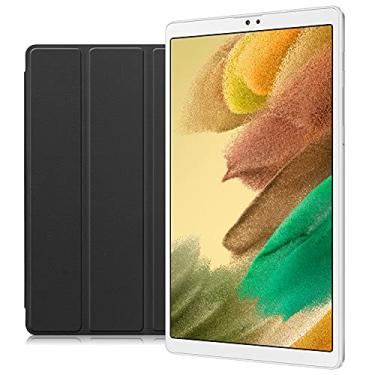 "Imagem de Samsung Galaxy Tab A7 Lite 8.7"" (32 GB, 3 GB) All Day bateria, Wi-Fi Apenas Android 11 Octa-Core Tablet, Internacional Modelo SM-T220 (Folding Smart Cover Bundle, Silver)"