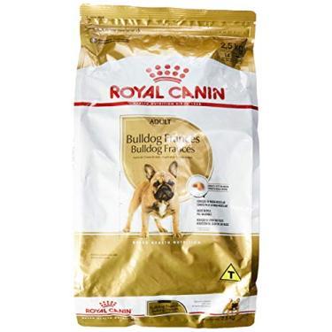 Royal Canin Ração Bulldog Francês Cães Adultos, 2,5kg