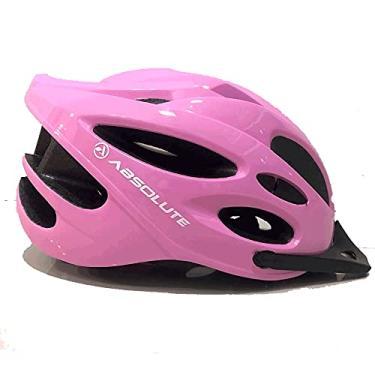 Imagem de Capacete Ciclismo Feminino Absolute Nero com luz de led traseira